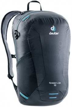 Рюкзак Deuter 2018 Speed Lite 16 black (б/р)