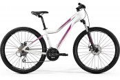 "Велосипед '19 Merida Juliet 6.20-MD Колесо:27.5"" Рама:M(17"") PearlWhite/Pink"